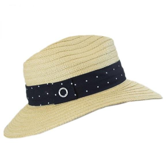3307c862419ed Columbia Accessories - COLUMBIA Splendid Summer Toyo Straw Fedora Hat